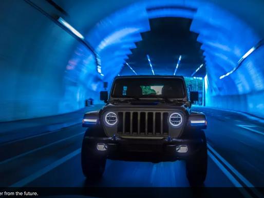 Jeep's e-bike and hybrid Wrangler go electric