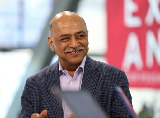 IBM has a new CEO