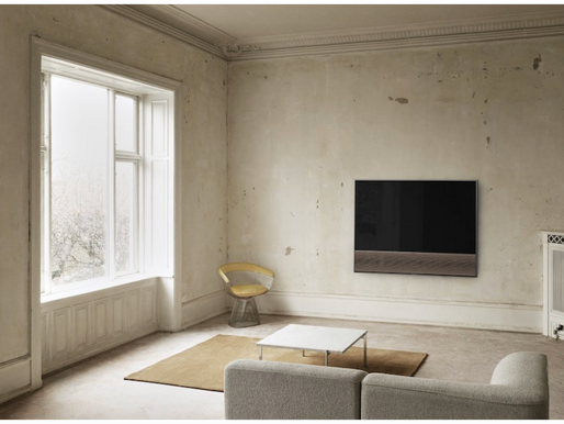 Bang & Olufsen Launches 55″ TV: Home Theatre Redefined