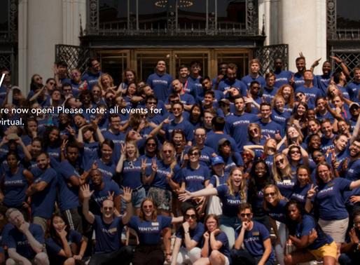 Venture For America 2021 Fellowship Registration