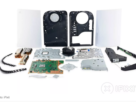 Go inside the PlayStation 5 with iFixit's new teardown