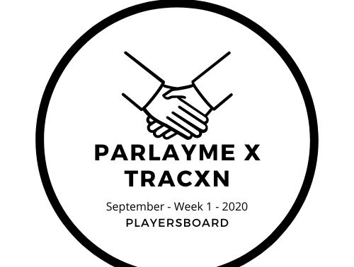 Top funding deals 1.3 - ParlayMe x Tracxn Edition