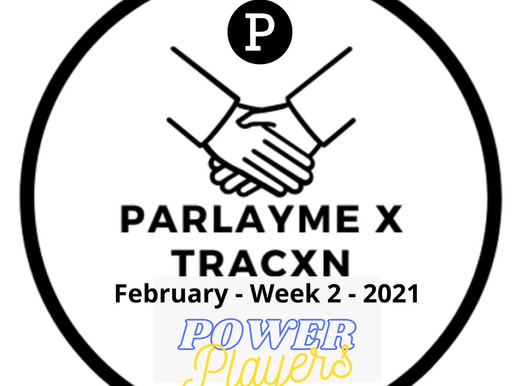Top funding deals 2.0 - ParlayMe x Tracxn Edition