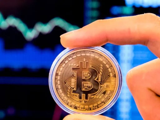 Bitcoin soars to new record of $50,000