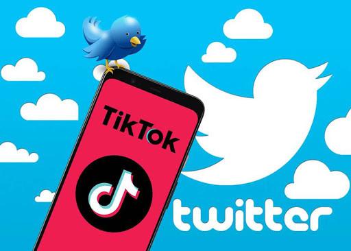 Putting the Tweet in your Tik Tok