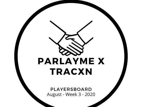 Top funding deals 1.2 - ParlayMe x Tracxn Edition