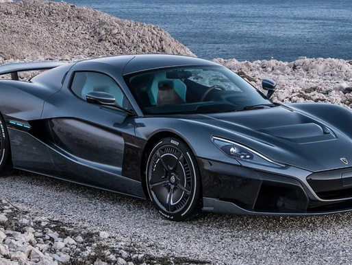 Porsche Now Owns Nearly A Quarter Of Rimac After $83M Investment