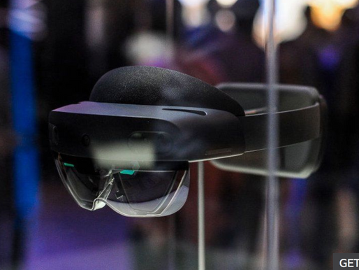 Microsoft to sell AR goggles to the army