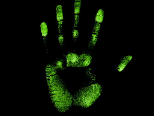 Hands up if you want Amazon to have a scan of your hand?