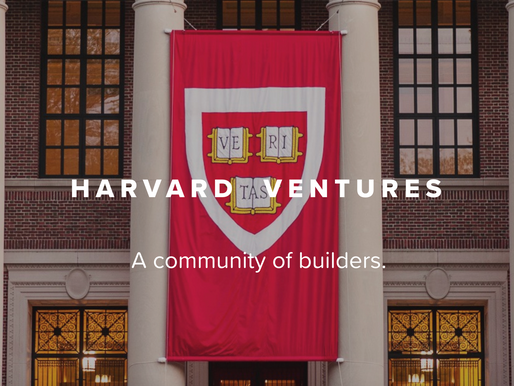 Harvard Ventures - CoPresidents