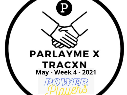 Top funding deals 2.3 - ParlayMe x Tracxn Edition