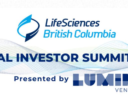 Lifesciences - Virtual Investor Summit