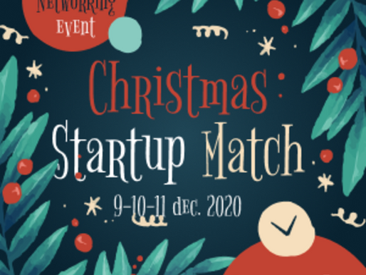 Silicon Luxembourg x Christmas Startup Match