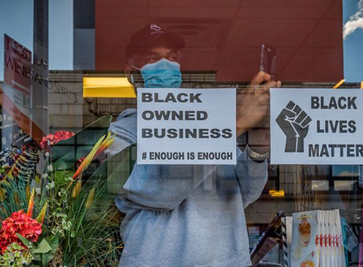 Apps that find black-owned businesses in high demand