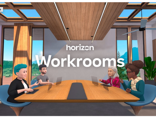 Facebook's Horizon Workrooms – The VR Office You Didn't Know You Needed