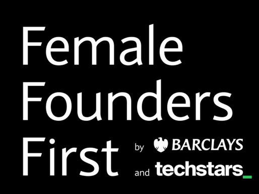 Female Founders First - Barclays 6-week accelerator