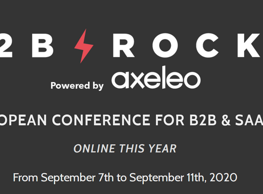 B2B ROCKS - PARIS 2020