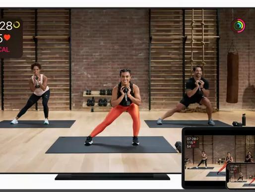 Apple Fitness+ - online