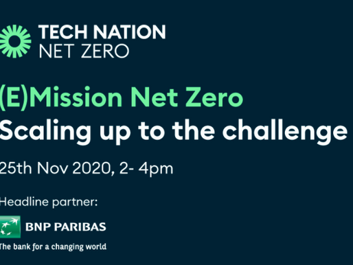 (E)Mission Net Zero: Scaling up to the challenge