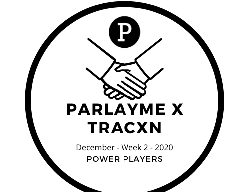 Top funding deals 1.8 - ParlayMe x Tracxn Edition