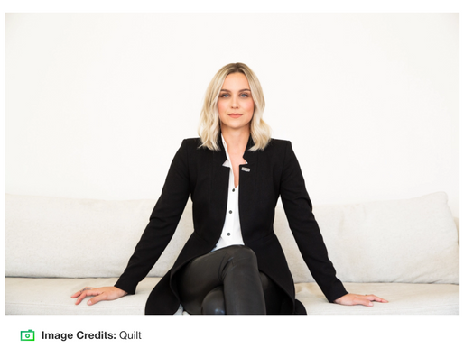 Quilt, an audio social network focused on self care, raises $3.5 million in seed