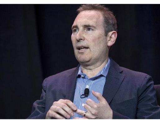 Meet Andy Jassy - Amazon's new CEO