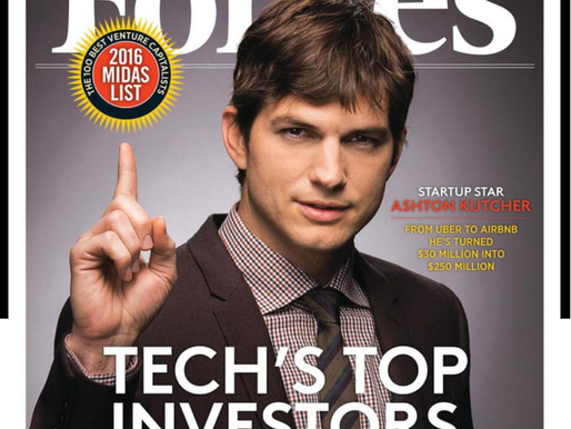 From A-list Actor to A-Grade Investor