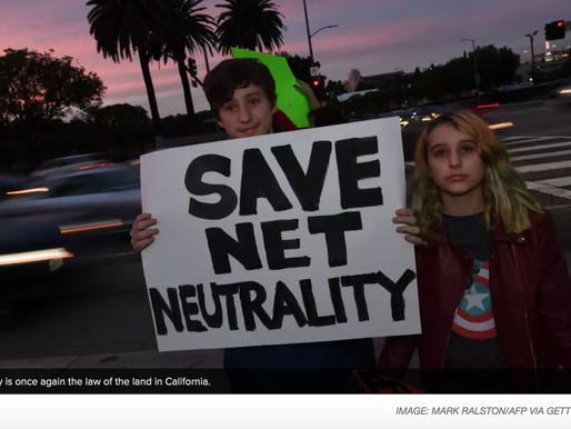 California enters net neutrality zone. Here's what it means.