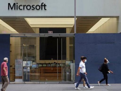 Microsoft makes remote work option permanent