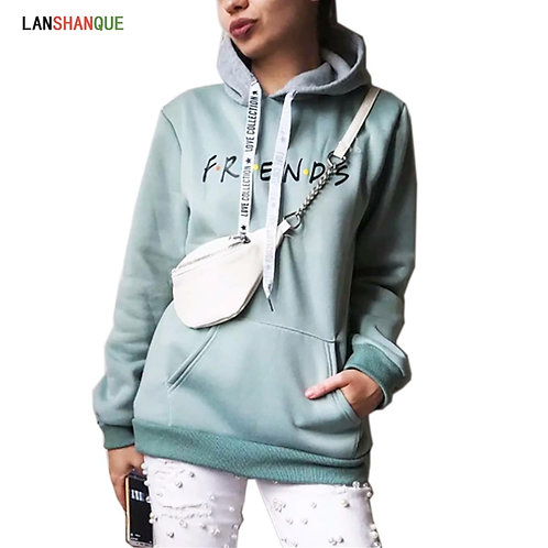 Friends Printed Hoodies