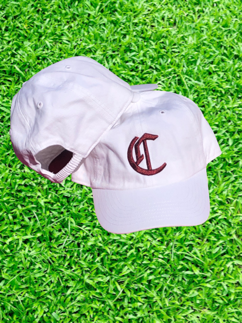 Toddle White Stretch Hat
