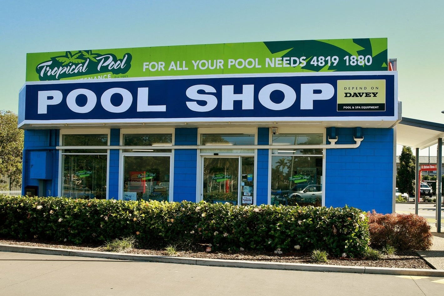 Tropical Pool Maintenance Rockhampton