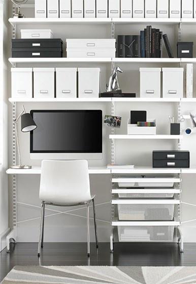 hemma kontor