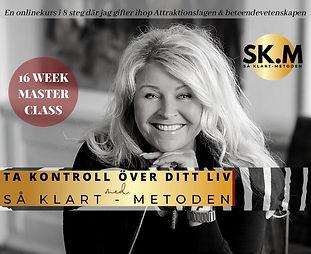 16 weeks Master class med Lili Öst