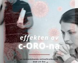 Effekten av c-ORO-na onlineföreläsning.j