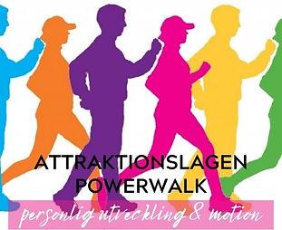 ATTRAKTIONSLAGEN POWERWALK IRL www.lilio