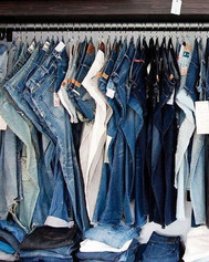 displaya kläder