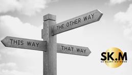 En väg till att nå dina mål