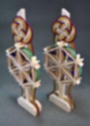 埼玉県川越市|ももとせ工藝|木製鎧兜『武州川越兜飾り』