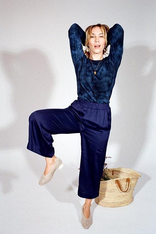 Pantalon Eunice navy