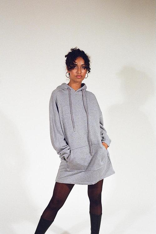 Robe Bhim gris