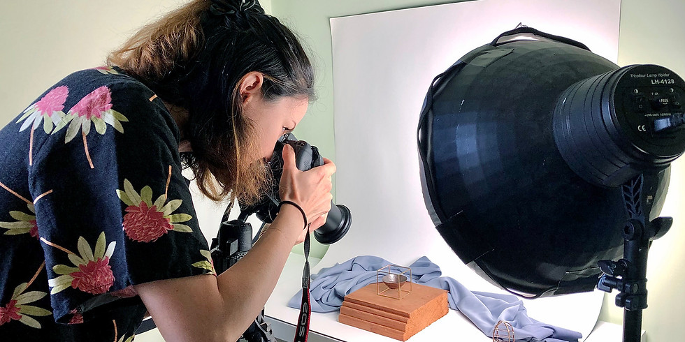 Art/ Product Photography for Beginners with Mari Hirata