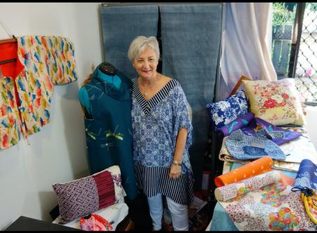 For the Love of Textiles - Wabi Sabi Designz