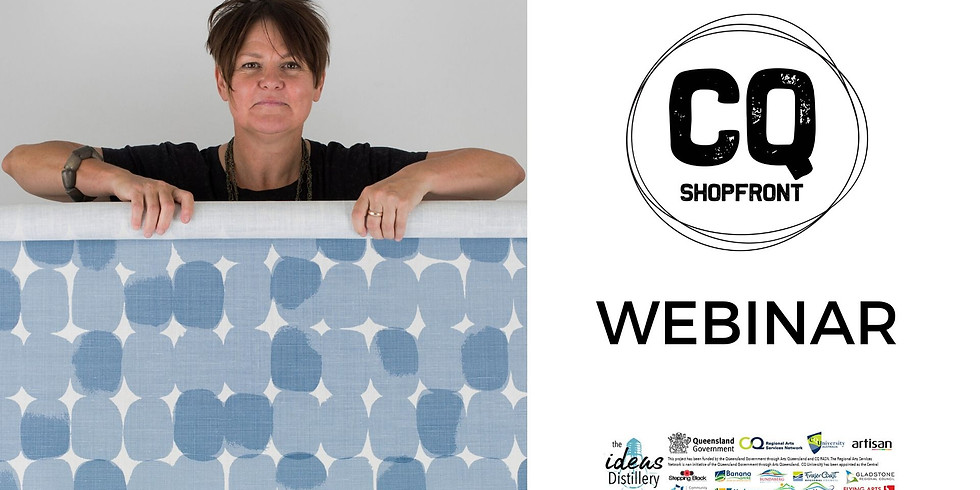 CQ Shopfront FREE Webinar - Why handmade is important in the digital era