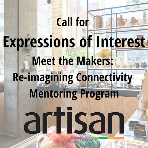 opportunity for regional craft and desig