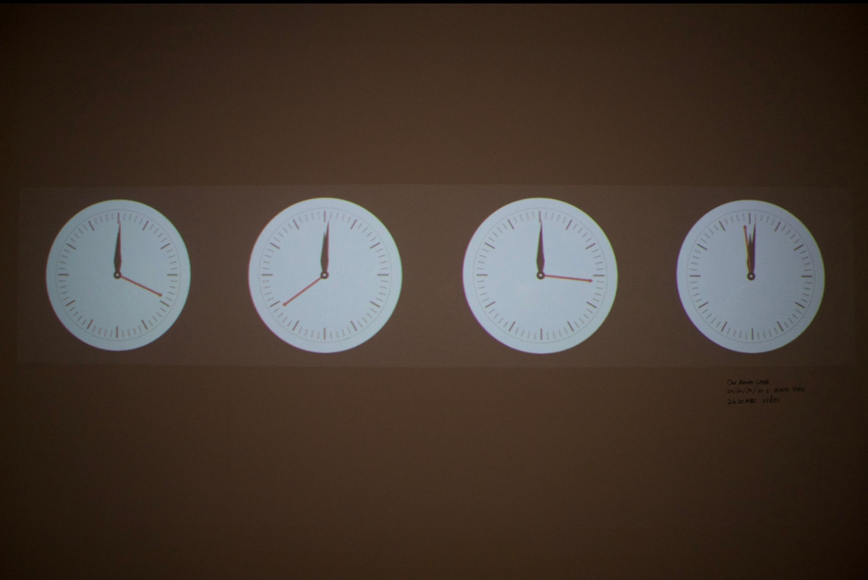 One Minute Length - 50/60/70/80s Clocks