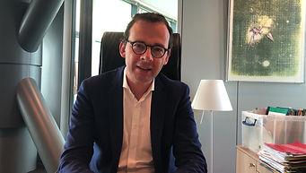 Verwelkoming door minister Wouter Beke