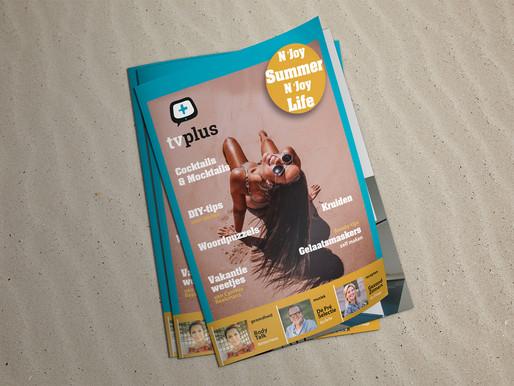 TV PLUS Zomermagazine