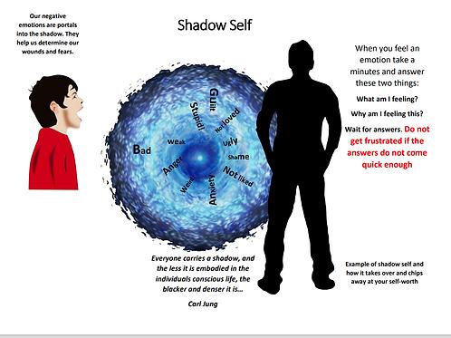 Shadow self (Male)