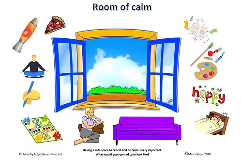 The Room of Calm